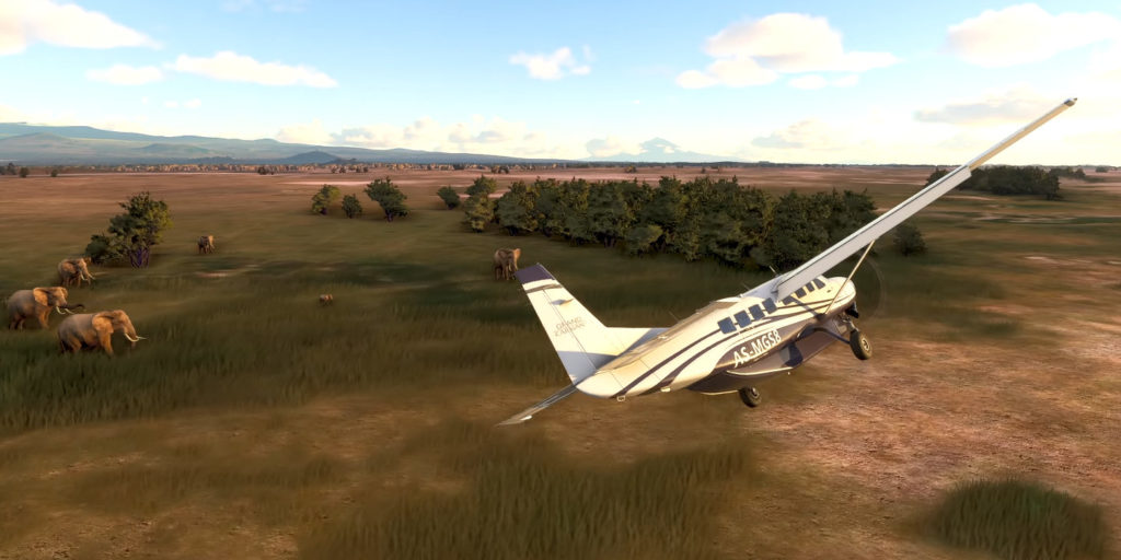 Microsoft Flight Simulator 2020 – Cessna 208