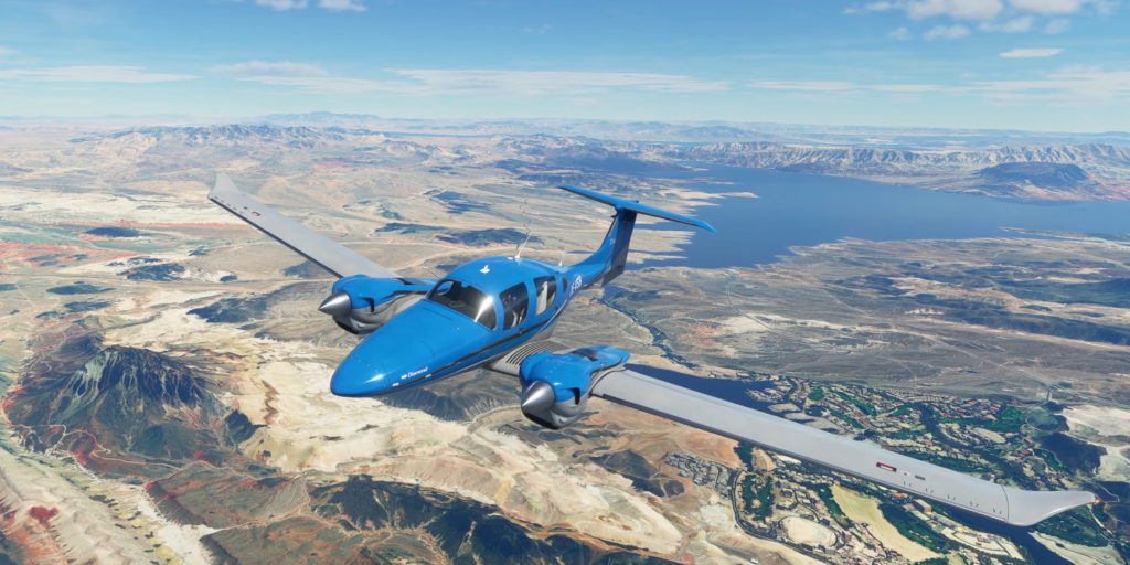 Microsoft Flight Simulator 2020 – DA62
