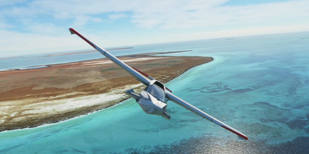 Microsoft Flight Simulator 2020 – Icon A5