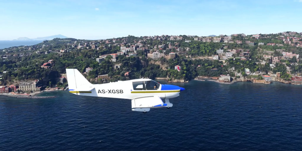 Microsoft Flight Simulator 2020 – Robin DR400