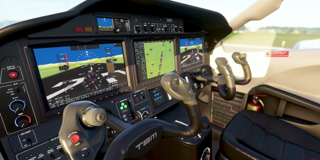 Microsoft Flight Simulator 2020 – TM930 Cockpit